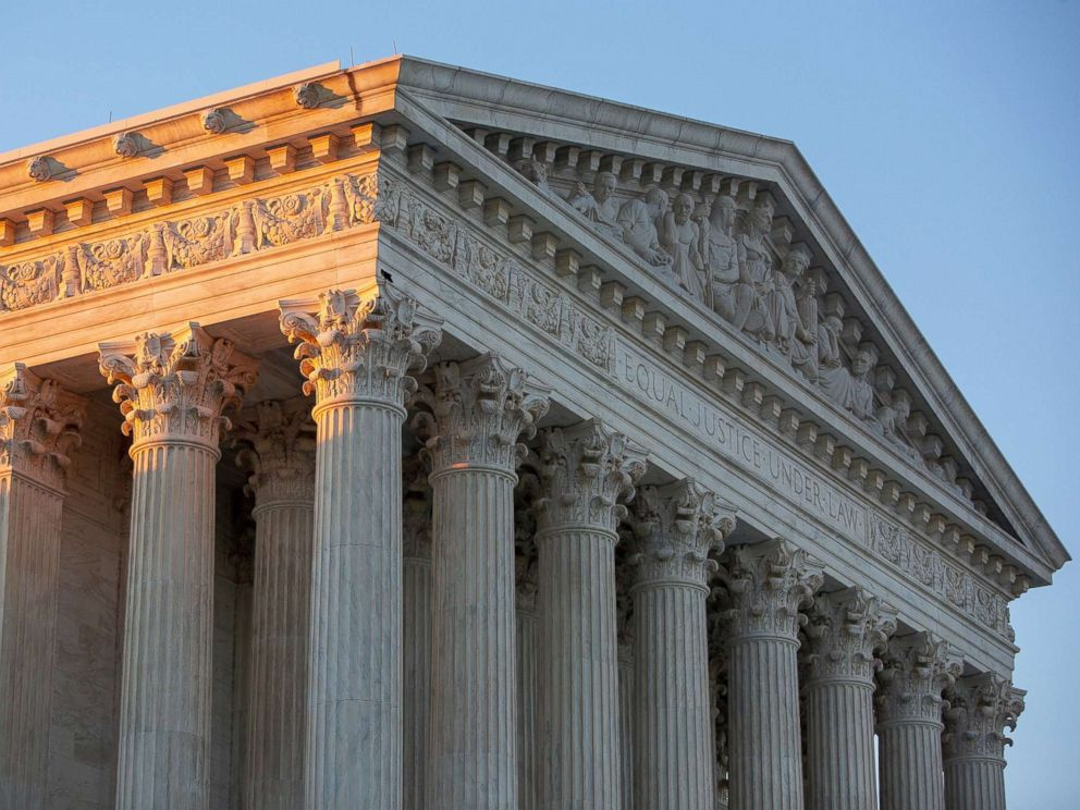 Tasos Katopodis  Getty Images Early morning sun shines on the U.S. Supreme Court building