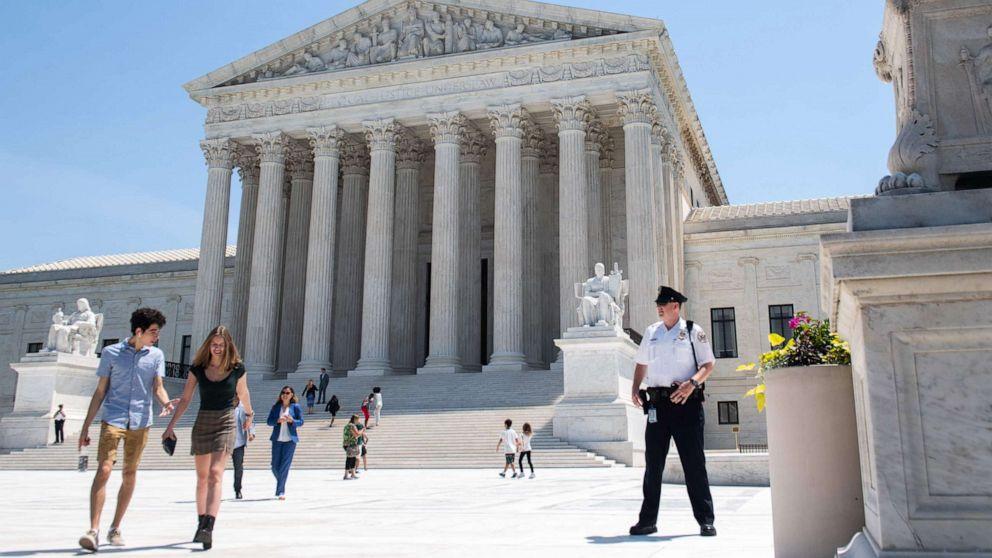 Supreme Court blocks South Dakota newspaper from 'confidential' food stamp data thumbnail