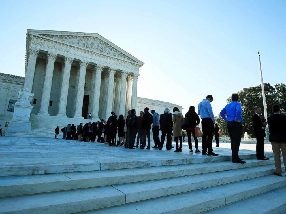 Supreme Court Sends Redistricting Case Back To Lower Court