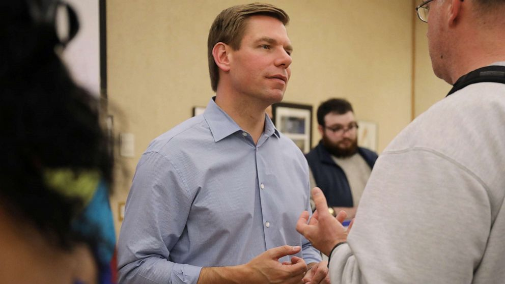 Transcript: Rep. Eric Swalwell's interview on 'The Investigation' podcast