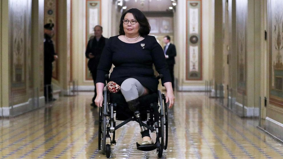 Service has shaped Sen. Tammy Duckworth. Is her next post in the White House?