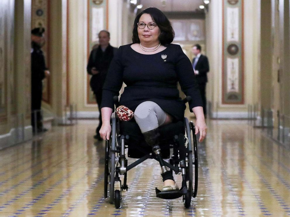 Service has shaped Sen. Tammy Duckworth. Is her next post in the ...