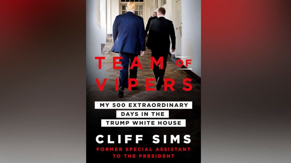 Book excerpt: Cliff Sims' 'Team of Vipers' - ABC News