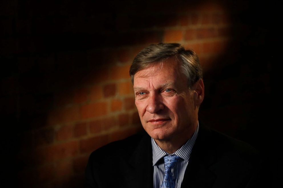 PHOTO: American businessman Ted Malloch, Feb. 9, 2017.
