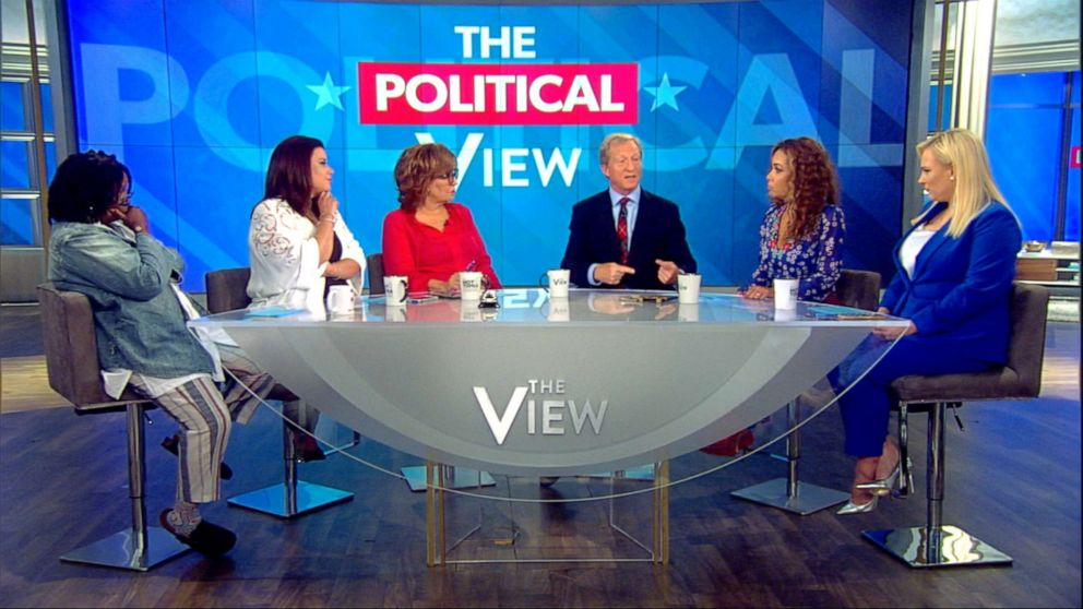 PHOTO: Tom Steyer appears on The View, Aug. 01, 2019.