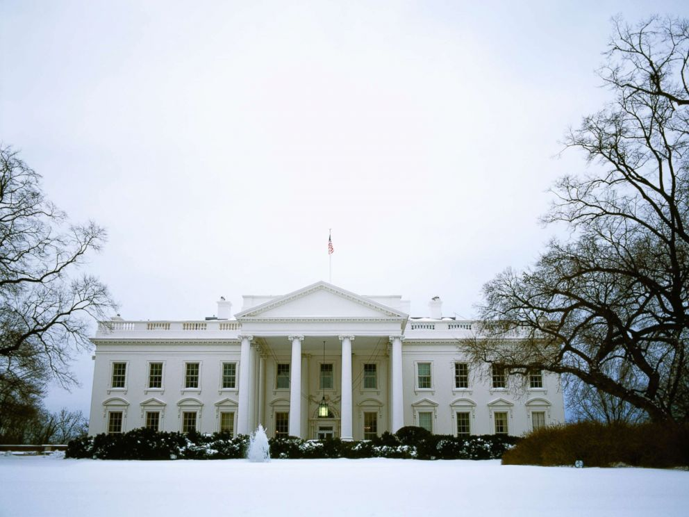 PHOTO: An undated photo of the exterior of The White House.