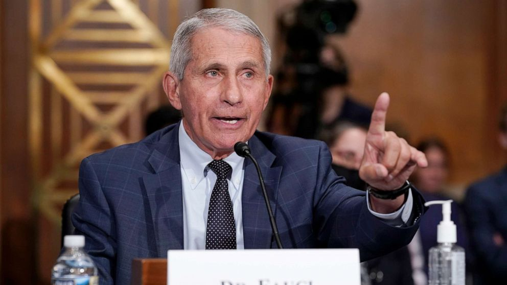 Pediatric vaccines will 'very likely' be available 1st or 2nd week of November: Fauci