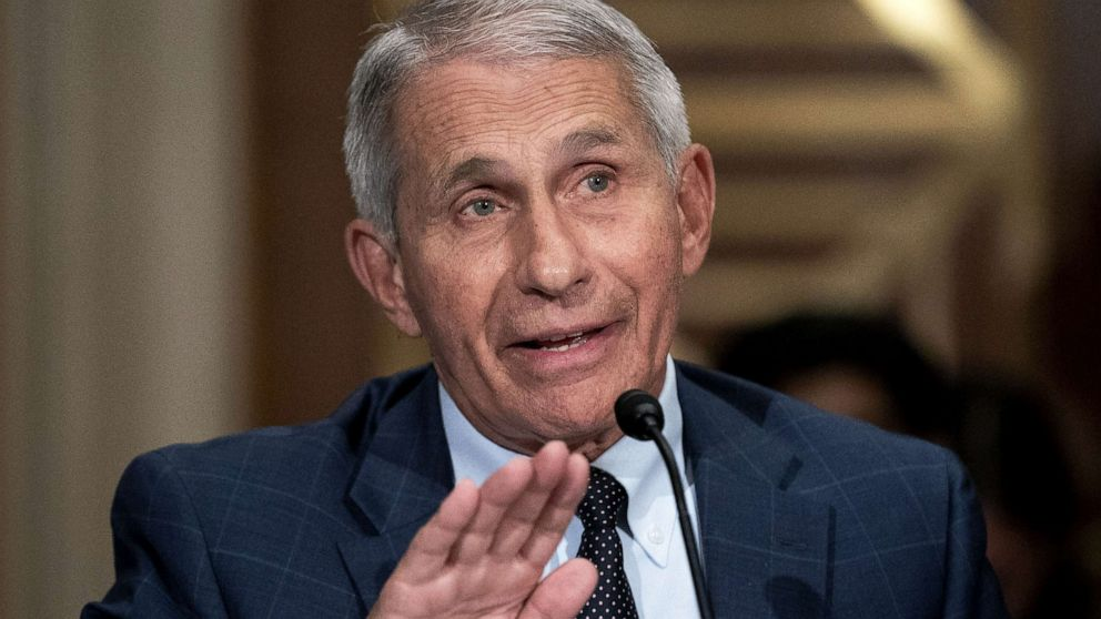 J&J vaccine 'very likely' should have been 2 doses from the start: Fauci