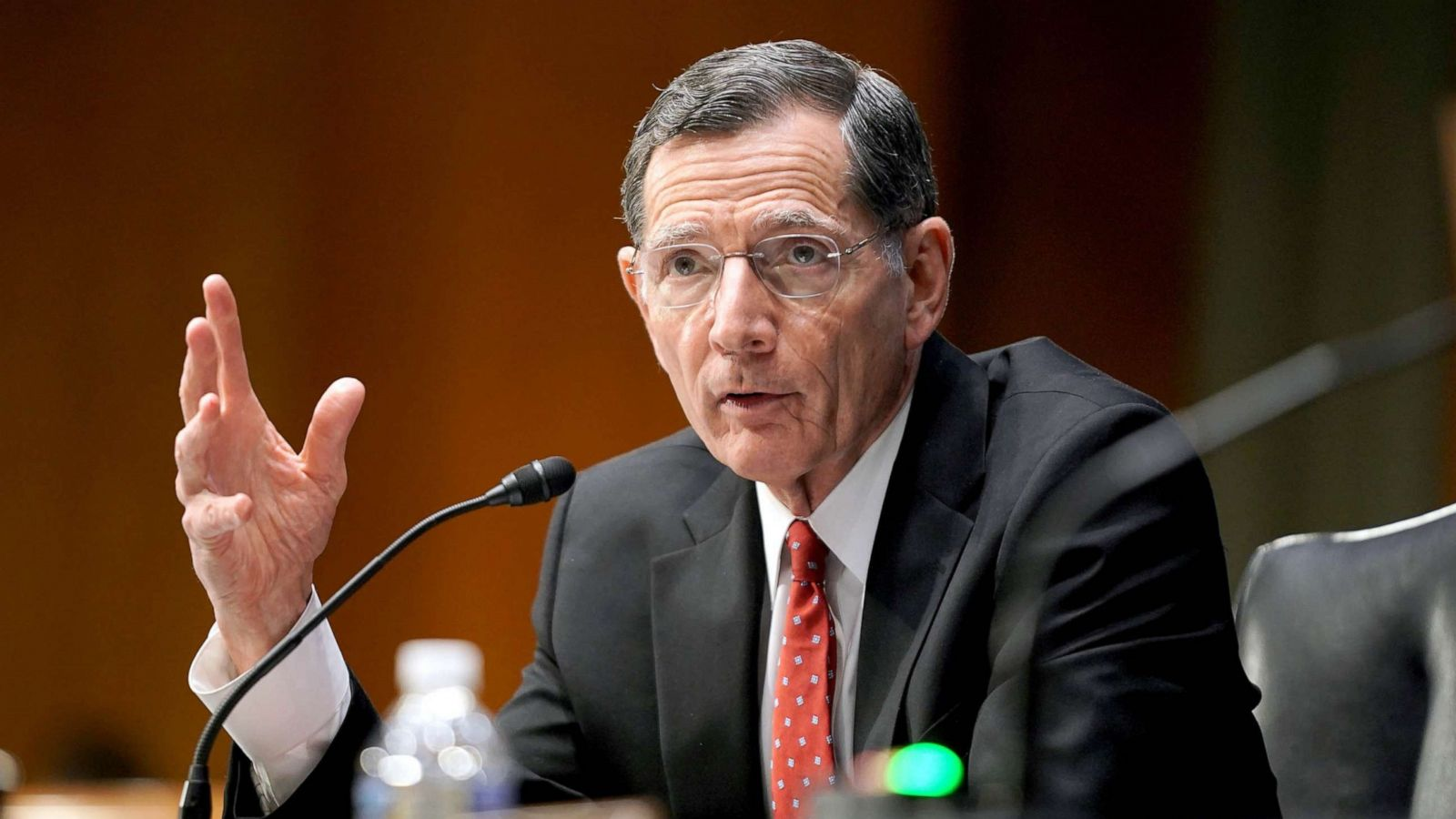 Biden spending on things we don't necessarily need, can't afford: Sen. John  Barrasso - ABC News