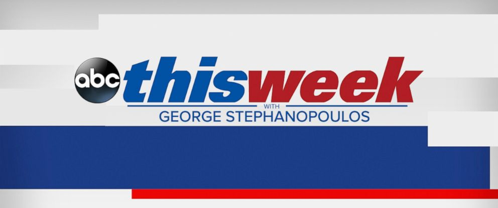 PHOTO: This Week with George Stephanopoulos