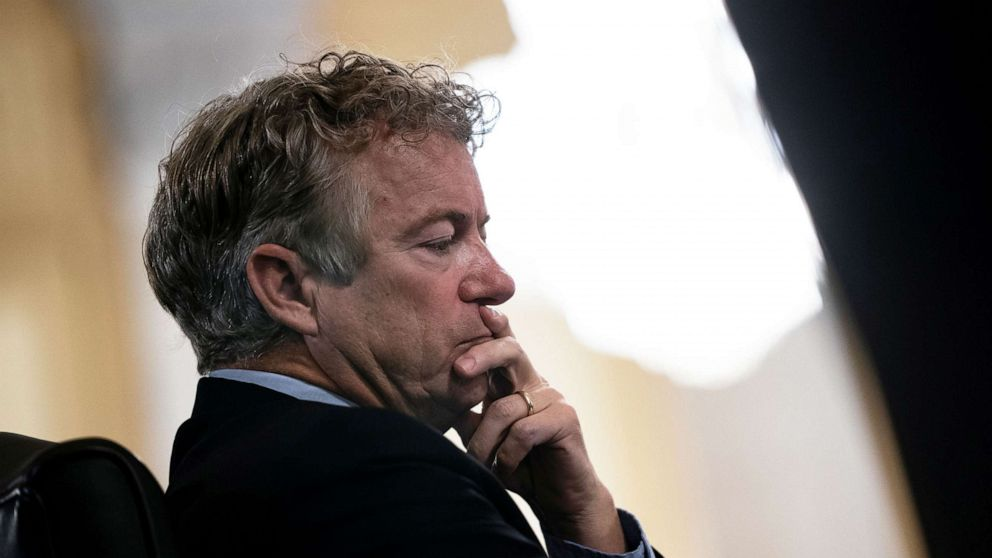 Sen. Rand Paul continues making false claims of 2020 election fraud