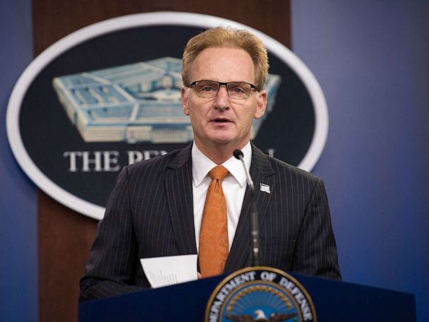Acting Navy secretary resigns after carrier remarks, Esper names replacement