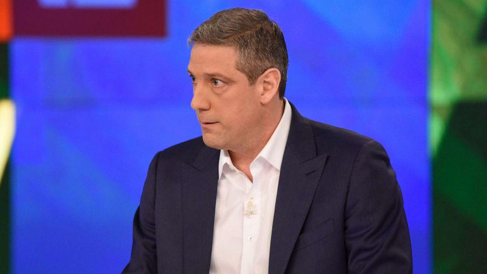 "Tim Ryan appears on ""The View,"" April 4, 2019."