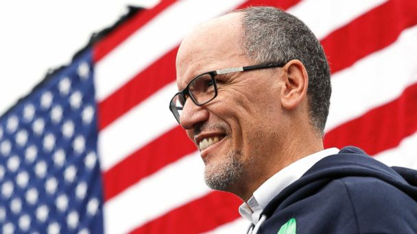 DNC gathers in Washington as the 2020 Democratic field takes shape