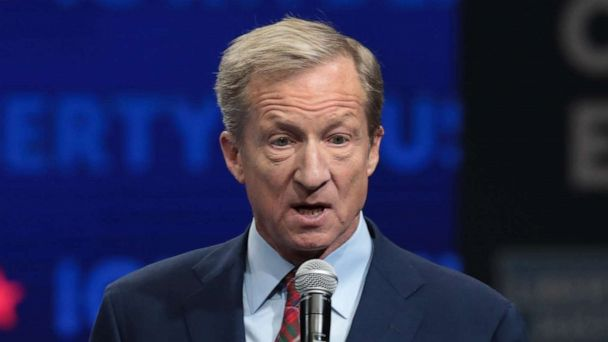 Tom Steyer's Iowa political director resigns amid controversy
