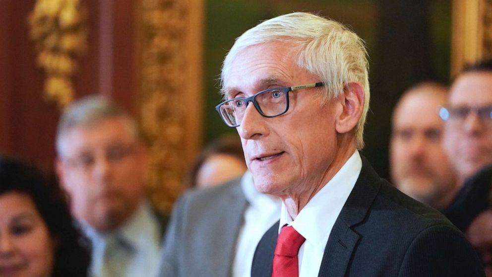 Wisconsin Gouverneur hält die in-person-voting für Dienstag ist Wahl über coronavirus
