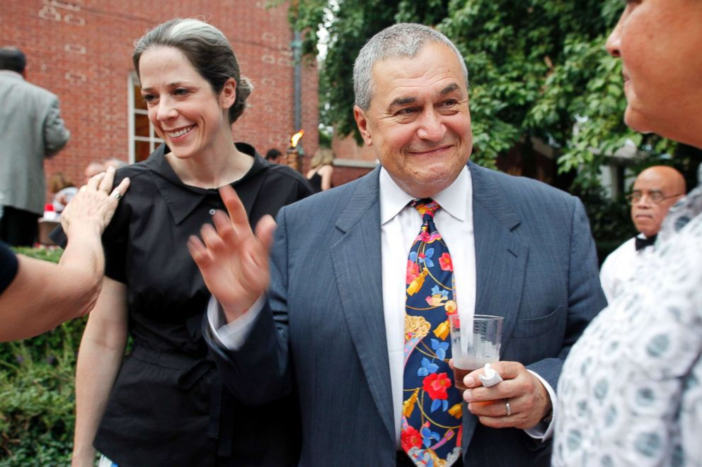 Tony Podesta attends a barbecue in Washington D.C., Aug. 2, 2011.