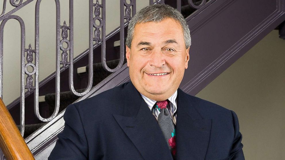 Tony Podesta poses for a portrait in Washington, July 18, 2005.