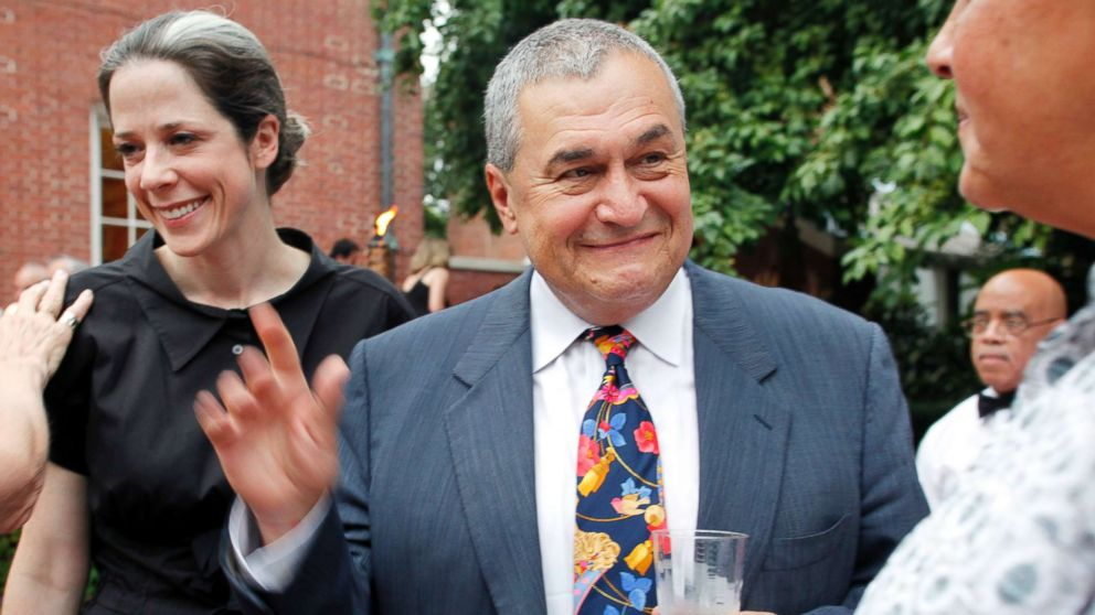 Tony Podesta and his wife Heather attended a party in Washington, Aug. 2, 2011.