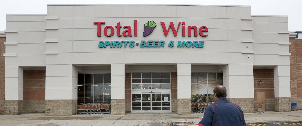 PHOTO: The Total Wine & More store in Everett, MA.