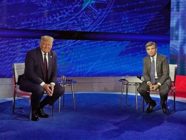 Trump's ABC News town hall: Fact-checking the president's answers