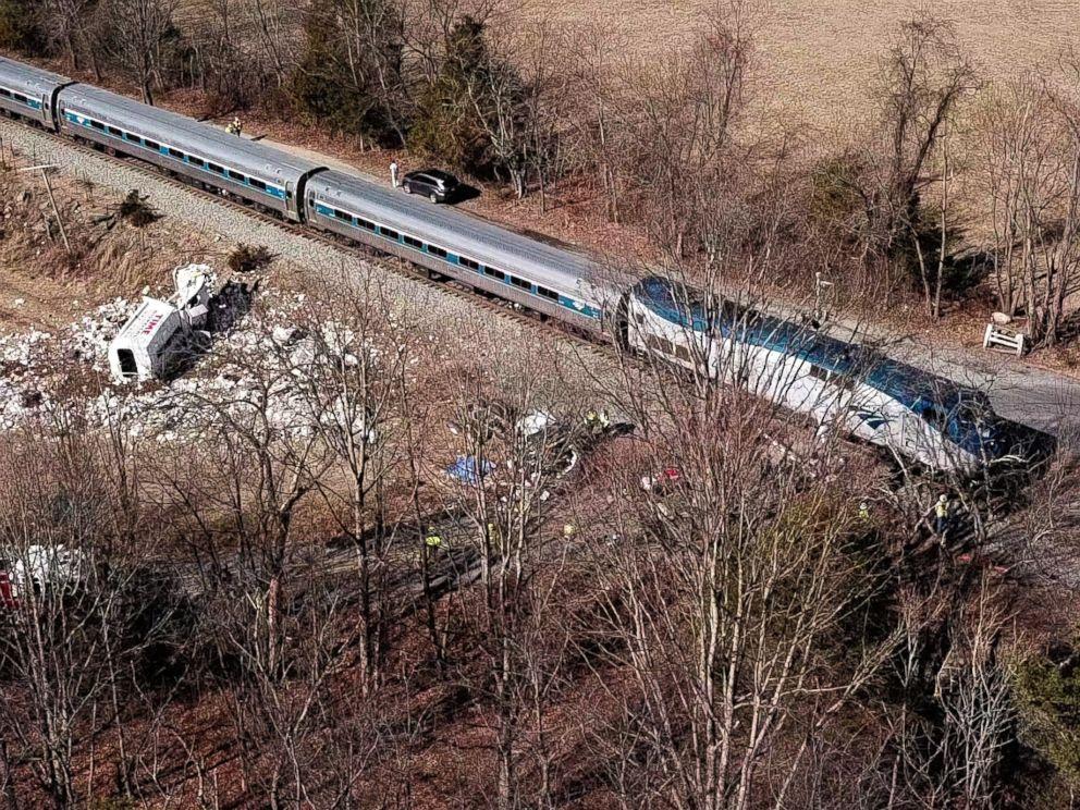 Train Crash Car Witnesses report 'issu...