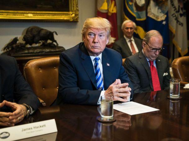 Rosenstein agrees to Trump 'demand' DOJ investigate campaign 'infiltration': WH