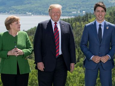As Trump heads to G7 summit, potential for dysfunctional 'family reunion'
