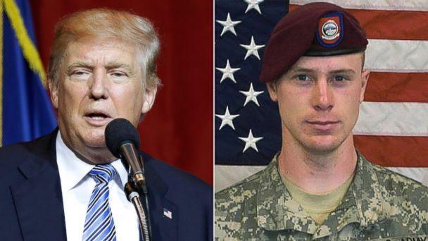 President Trump slams Bowe Bergdahl's sentence: 'Complete disgrace'