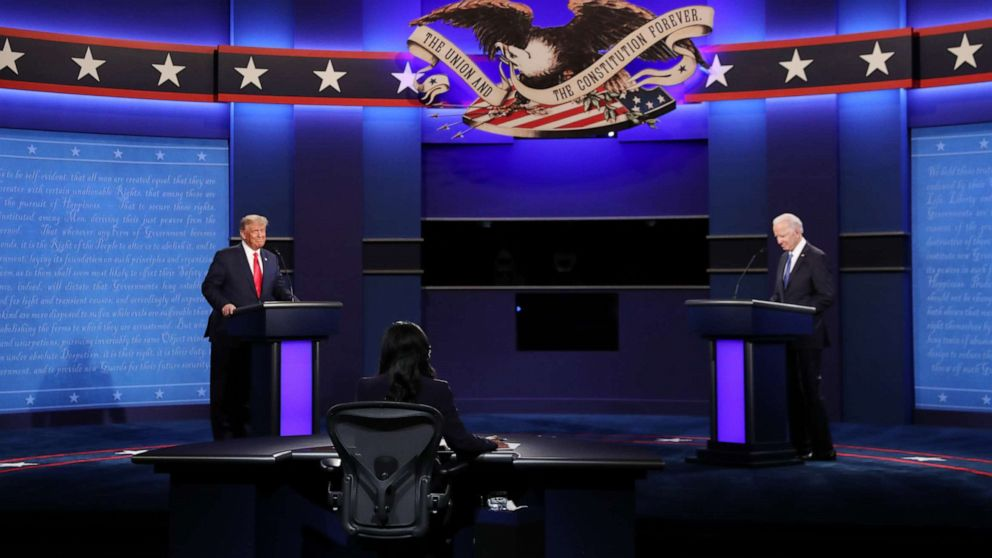 Fact-checking Trump and Biden during 2nd 2020 presidential debate