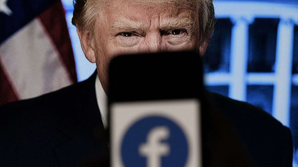 Trump responds after Facebook ban extended pending additional review - ABC News