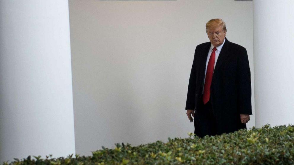 Μετά την πρόταση μομφής, Trump-περιοχή Δημοκρατών εισάγετε αχαρτογράφητο πολιτικό έδαφος