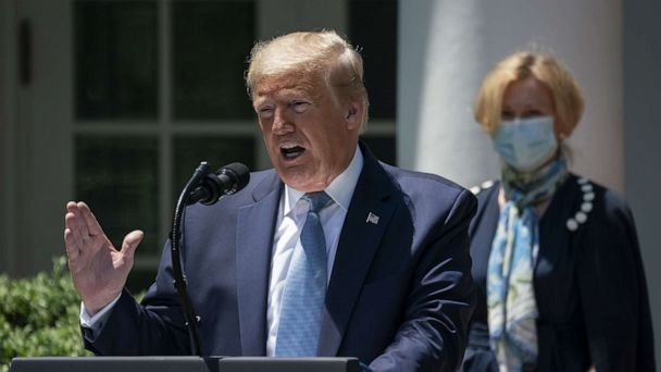 Trump promises coronavirus vaccine by end of the year, but his own experts  temper expectations - ABC News