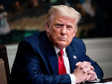 Trump silent as UK is first to authorize vaccine thumbnail