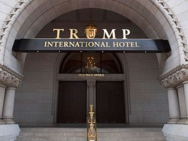 Appeals court hands Trump a victory, dismisses lawsuit involving his DC hotel