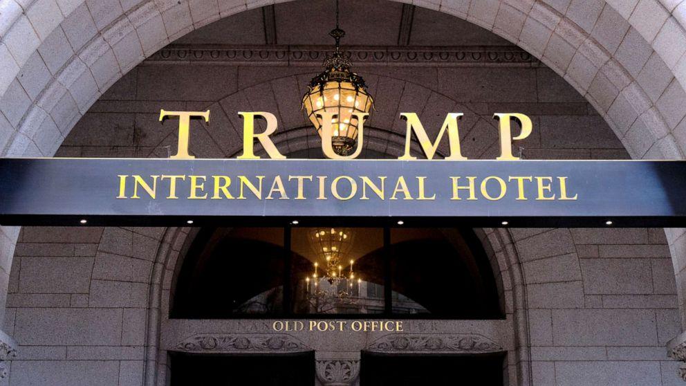 DC AG office verklagt Trump konstituierenden Ausschuss für angeblichen Missbrauch von non-Profit-status