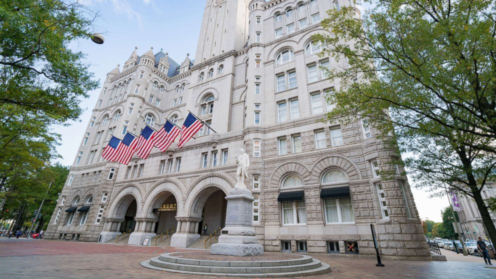 Trump International Hotel at the center of appeals fight in lawsuit thumbnail