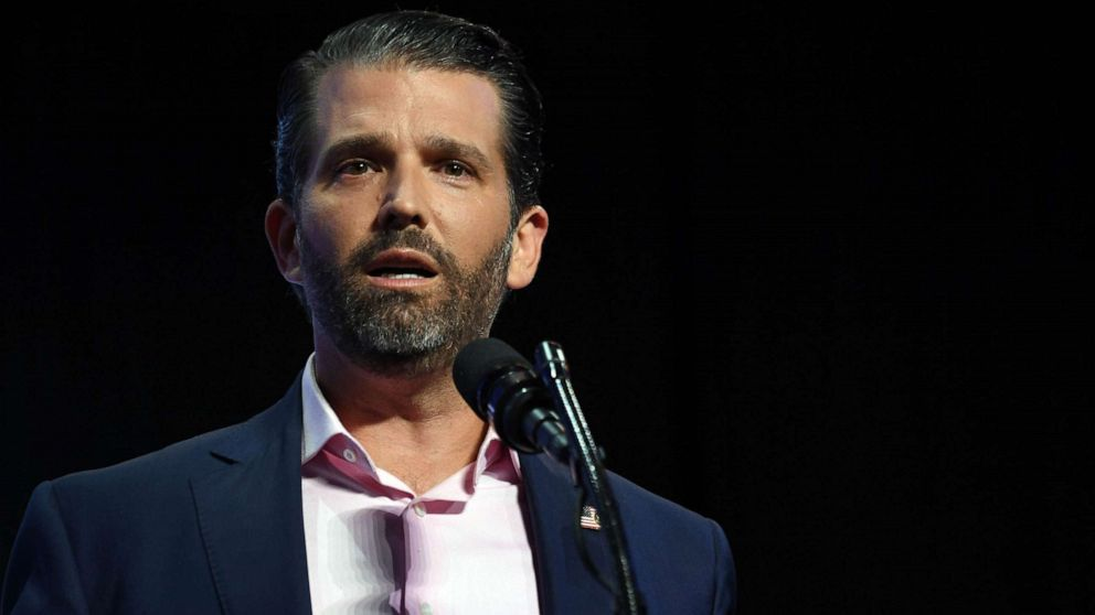 Twitter temporarily limits Donald Trump Jr.'s account for COVID-19 ...
