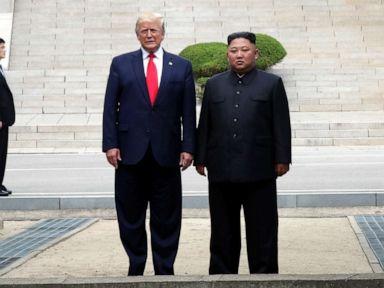 Trump praises 'very beautiful' letter from Kim Jong Un amid frozen nuclear talks