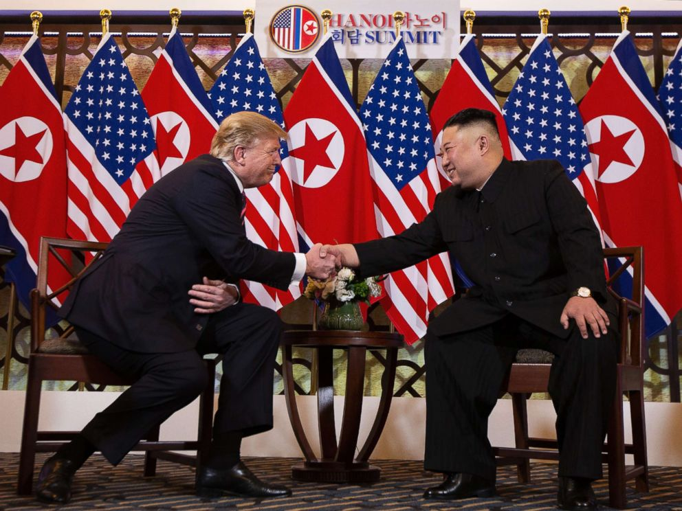 Third summit between Trump and North Korea's Kim likely, no date set