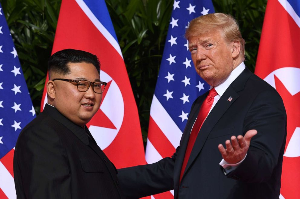 Trump expects second Kim meeting in 'not-too-distant future'