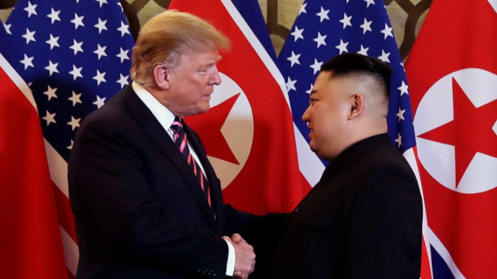 Trump reversing new sanctions on North Korea