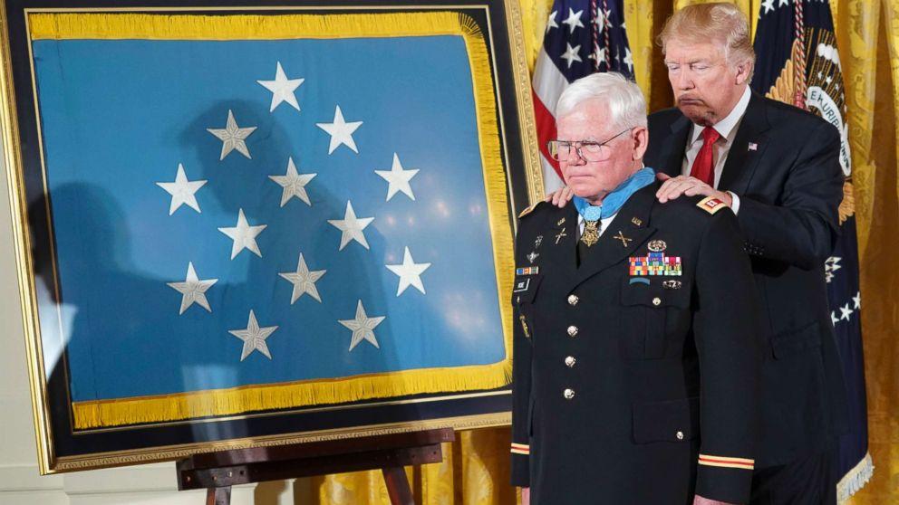 Vietnam War medic who saved 60 on secret mission to receive