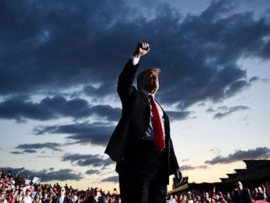 Trump campaign pushes back on poll results showing he could lose key states in 2020