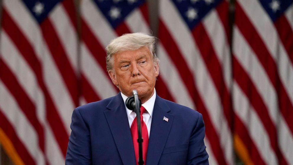 Judges appear increasingly frustrated with Trump's legal claims about 2020 election