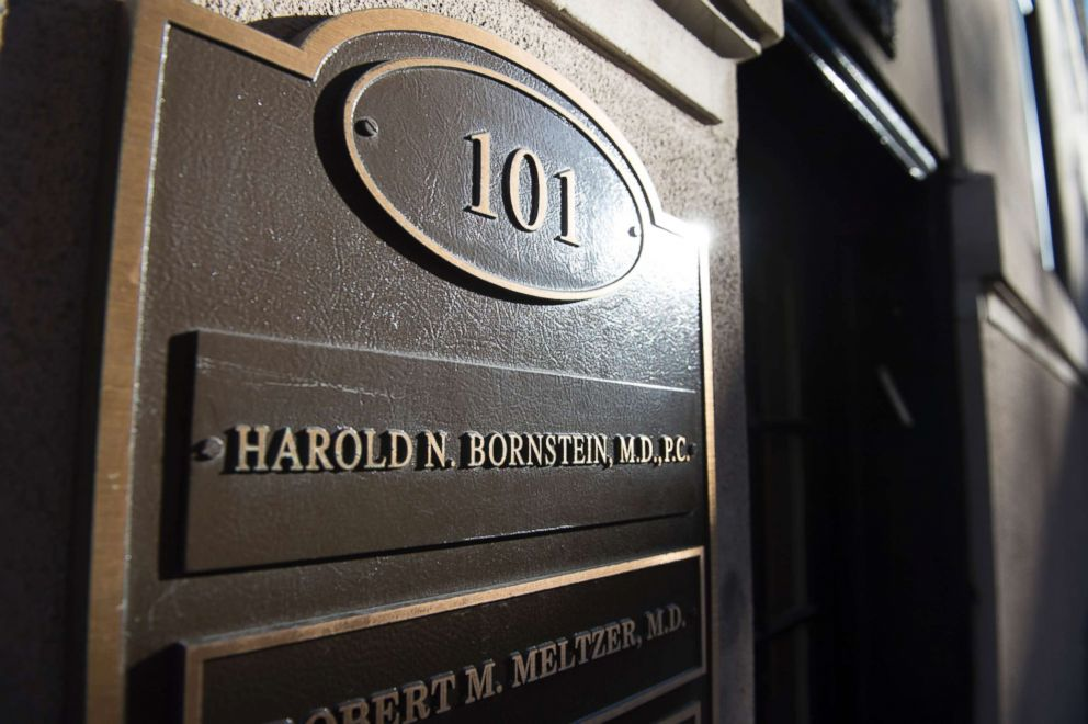 PHOTO: The office of Dr. Harold Bornstein, personal physician to Donald Trump at 101 East 78th Street, Dec. 15, 2015.