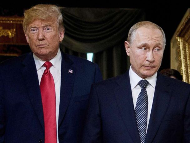 White House rejects House Democrats' request for Trump-Putin communications