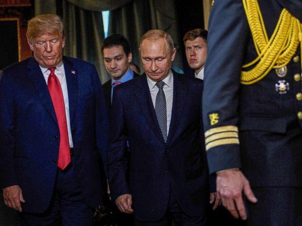 Trump planning to invite Putin to Washington this fall: White House