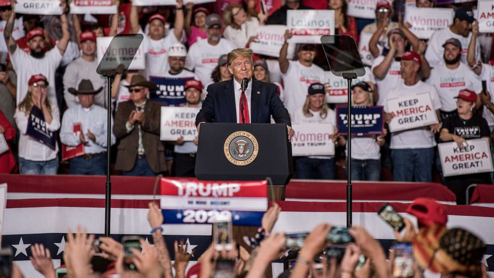 Trump delivers 'false choice' for Latinos between country, racial identity: Experts
