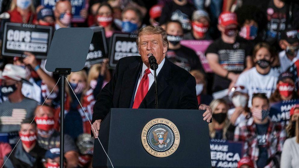 Trump: 'Very close' to Supreme Court decision, will announce nominee Saturday